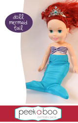 Doll Mermaid Tail