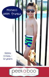 Monaco Swim Trunks