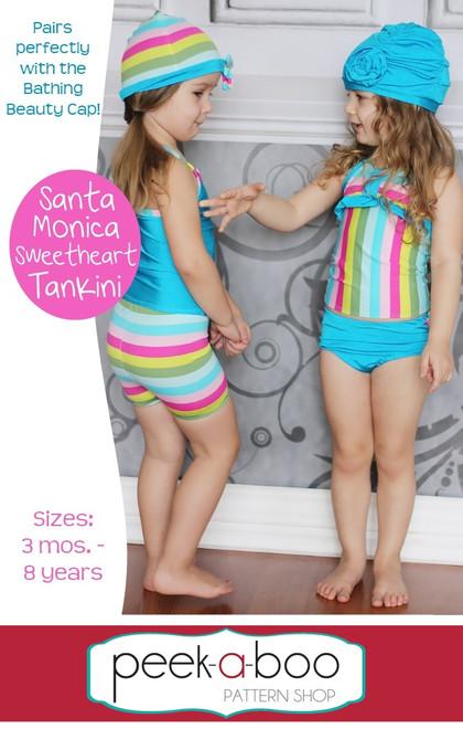 Santa Monica Sweetheart Tankini