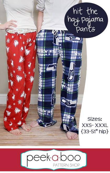 pdf childrens knit pajama patterns