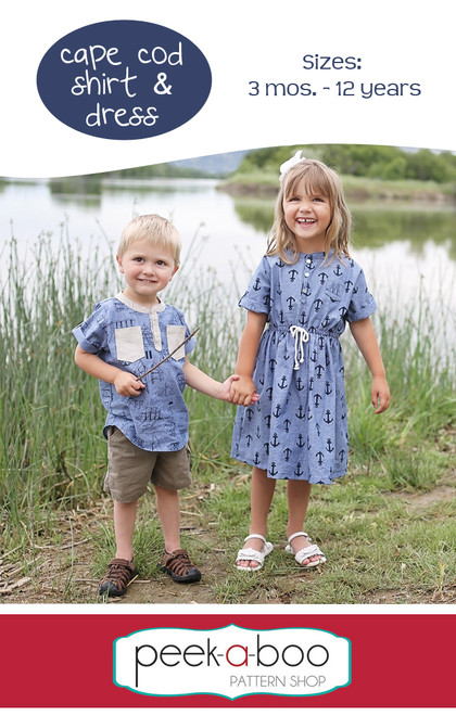 Cape Cod Shirt & Dress
