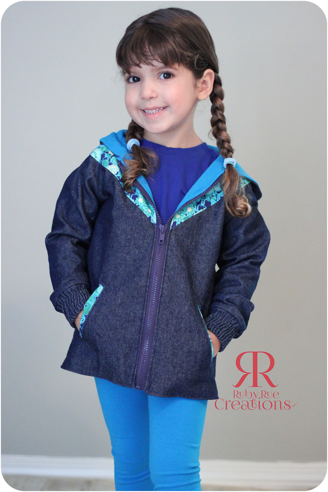 Bridgeport Jacket - Peek-a-Boo Pattern Shop