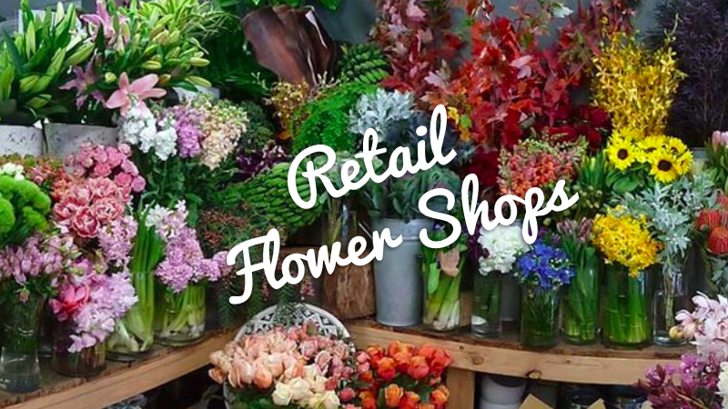 Retail Flower Shops