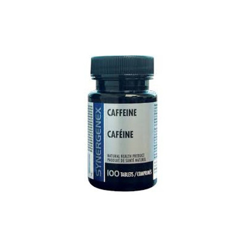 Caffeine Tablets - 100 (200 mg)