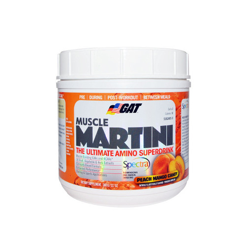 Muscle Martini - Amino Superdrink