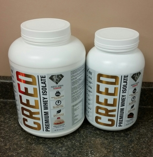 CREED Isolate Combo - 6 lbs