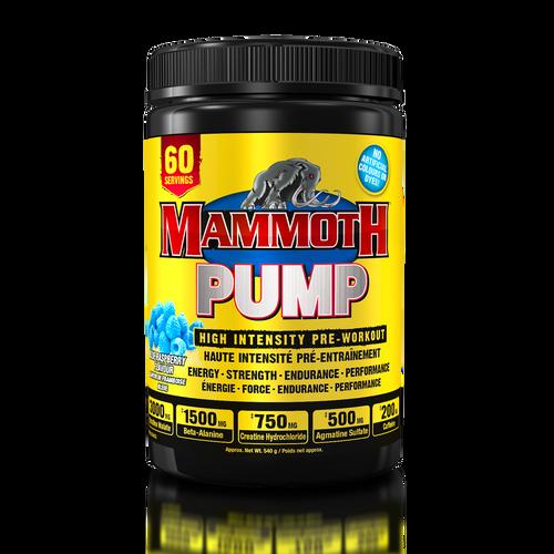 Mammoth Pump - 60 Serve