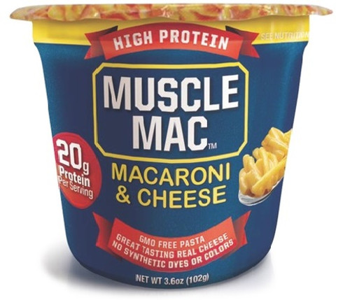 Muscle Mac - single serve