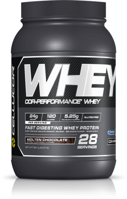 Cor-Whey - 2 lbs