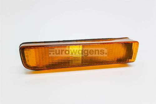 Front indicator right orange Ford Fiesta MK1 76-83
