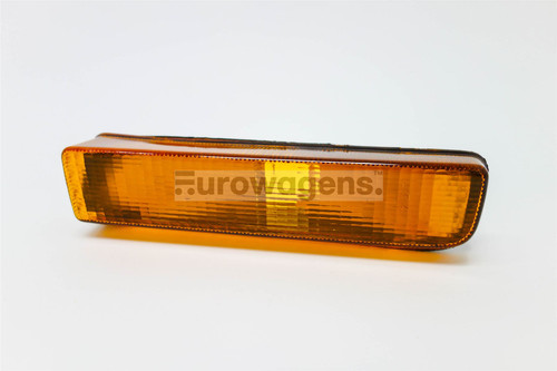 Front indicator left orange Ford Fiesta MK1 76-83