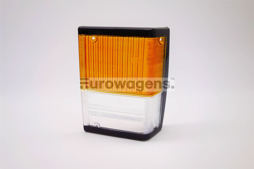Front indicator left orange Range Rover Classic 82-89