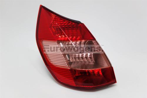 Rear light left Renault Scenic 03-06