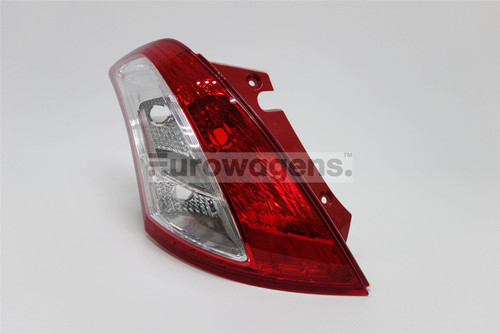 Rear light left Suzuki Swift 10-14