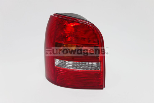 Rear light left Audi A4 B5 99-01 Estate
