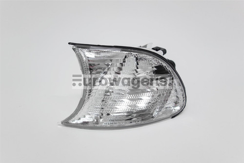 Front indicator left BMW 3 Series E46 98-01 2 door