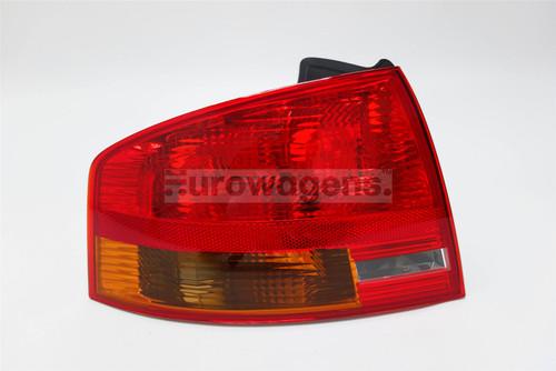 Rear light left Audi A4 B7 04-07 Saloon