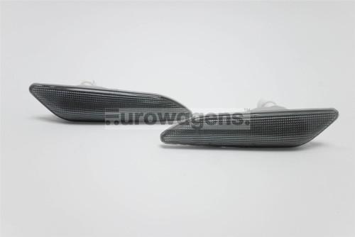 Side indicators set smoked Alfa Romeo 147 156