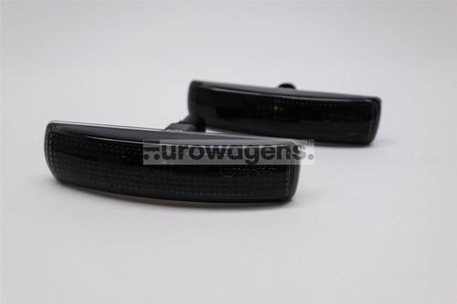 Side indicators set black Range Rover Sport Freelander Discovery