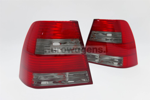 Rear lights set smoked red GLI Look VW Bora 98-05