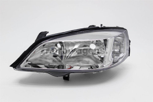Headlight left Vauxhall Astra G MK4 98-05