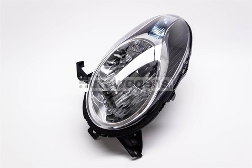 Headlight left Nissan Micra K12 08-10