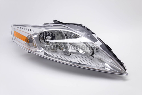 Headlight right Ford Mondeo 07-10