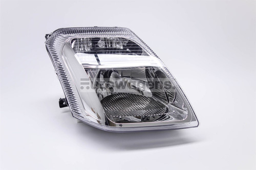 Headlight right Citroen C2 03-08