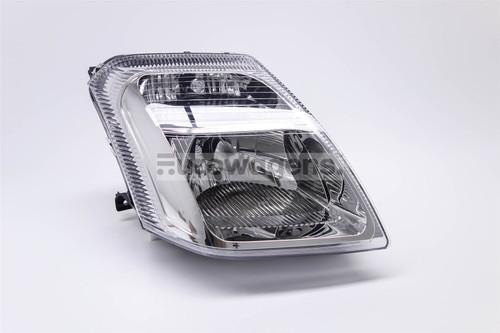Headlight right Citroen C2 03-08