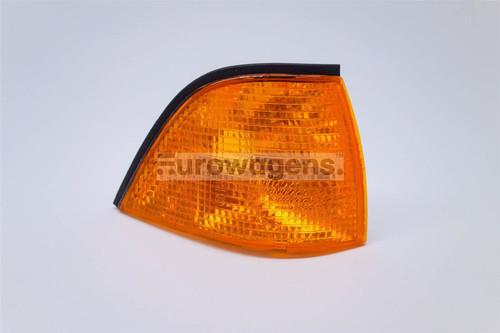Front indicator right orange BMW 3 Series E36 91-99 2 door