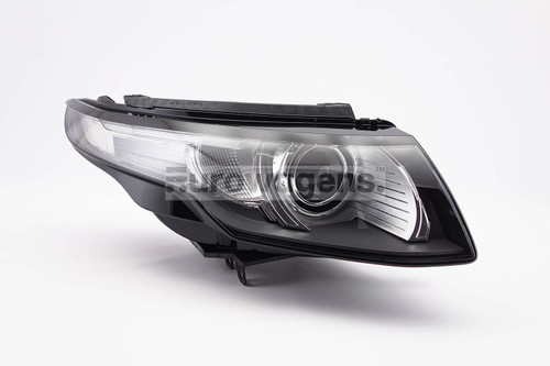 Headlight right Land Rover Evoque 11-14