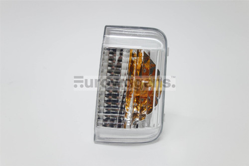 Genuine mirror indicator left orange Ducato Relay Boxer