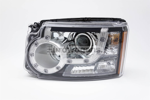 Headlight left xenon LED DRL Land Rover Discovery MK3 10-13