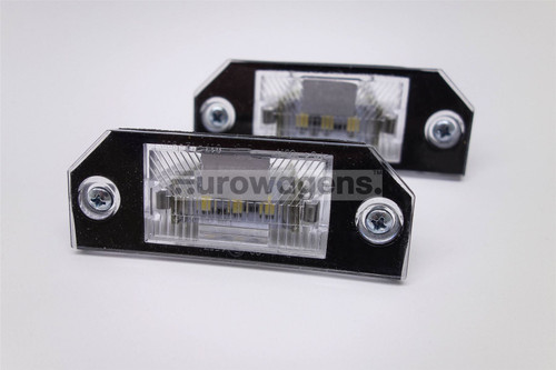 Number plate lights set LED Ford Focus C Max