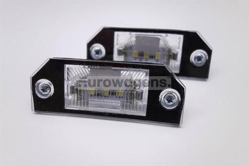 Number plate lights set LED Ford Focus C Max