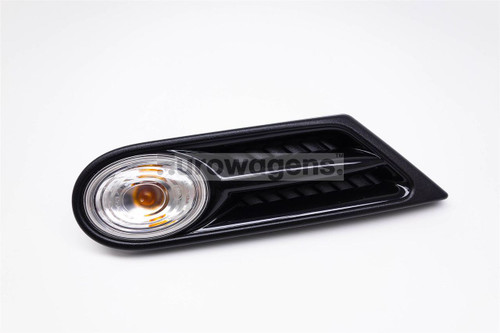 Genuine side indicator left clear with trim Mini One Cooper R56 R57 07-13
