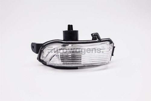 Genuine mirror indicator left Skoda Fabia 15-