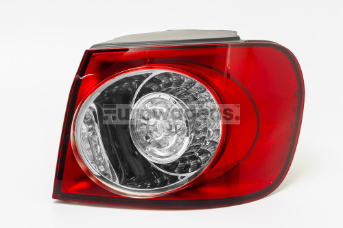 Rear light right LED VW Golf MK5 Plus 05-08