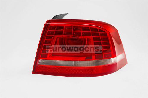 Rear light right LED VW Passat 11-14 Saloon