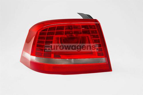 Rear light left LED VW Passat 11-14 Saloon