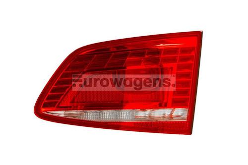 Rear light right LED inner VW Passat 11-14 Saloon
