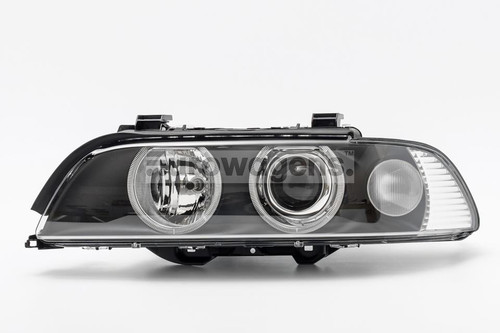 Headlight left xenon BMW 5 Series E39 01-02