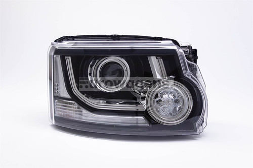 Headlight right xenon LED DRL with AFS Land Rover Discovery MK4 13-16