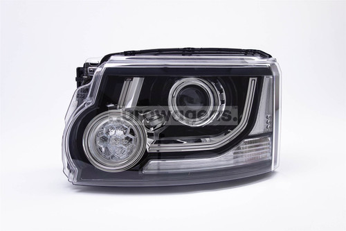 Headlight left xenon LED DRL with AFS Land Rover Discovery MK4 13-16