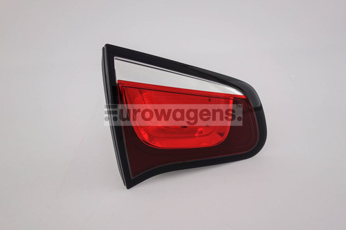 Rear light left inner reflector Citroen C3 13-16