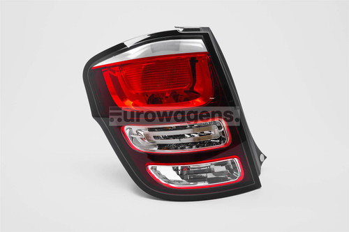 Rear light left Citroen C3 13-16