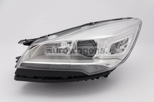 Headlight left xenon LED DRL Ford Kuga 13-16