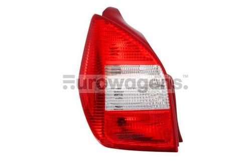 Rear light left Citroen C2 06-09
