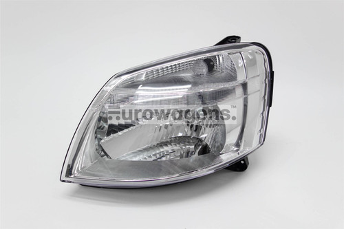 Headlight left Berlingo Partner 02-08