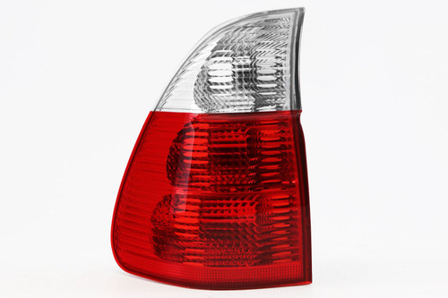 Rear light left BMW X5 E53 04-05